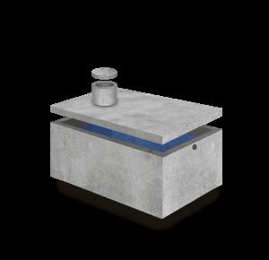 Zbiornik na wodę 10m3 standard 300 x 240 x 180